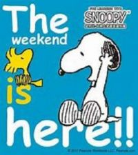 The Weekend...