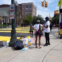 Black Lives Matter, Paterson, NJ 2