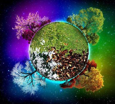 2  ~  'Saisons Colorées'