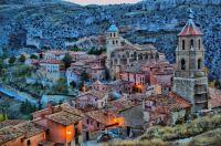 Albarracin Town Spain