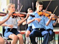 Musicians 75 - Violin Students, Cuba