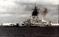 USS Iowa BB-61 Port Everglades