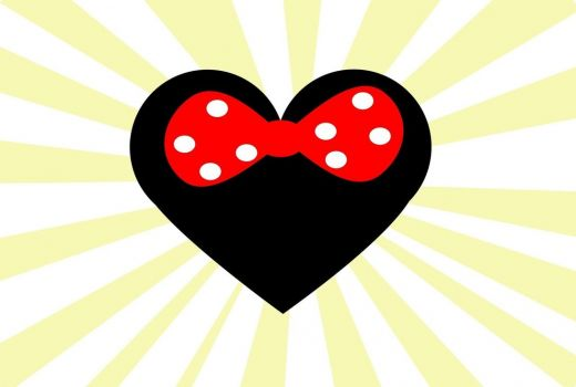 Minnie Mouse Heart