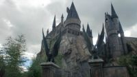 Hogwart's at Universal Studios Florida