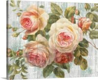 vintage-roses-on-driftwood,1395603