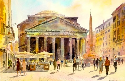 ROME - THE PANTHEON