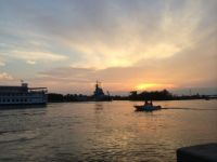 Cape Fear River August 2014