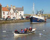 Eyemouth-Coastal-Rowing Scotland