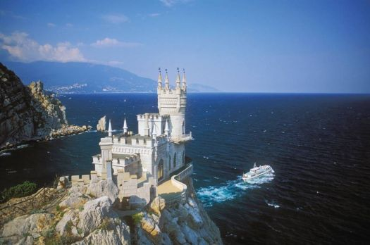 Swallow's Nest Castle - the Ukraine