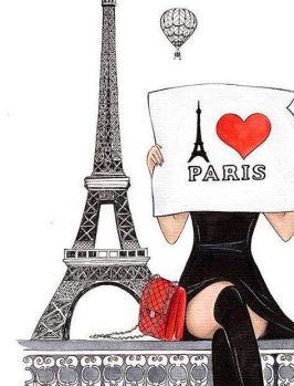 Glam in Paris