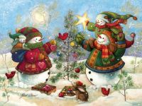 Holiday Sparkle by Janet Stever