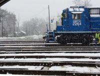 Snow day - 02-25-2015 Longview Yard