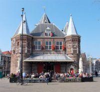 Den Waag Amsterdam. Former medieval gate, weigh station etc