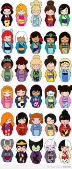 Disney Girls!
