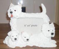 Terrier pic frame