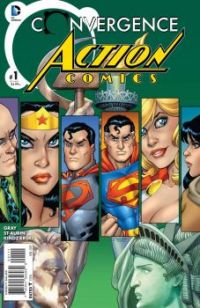 Convergence Action Comics