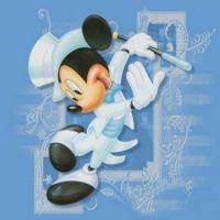 Mickey fait son show