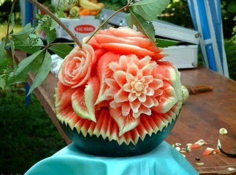 Watermelon Art..4.