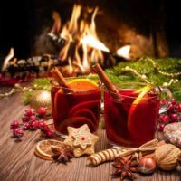 Christmas punch - warms up in winter