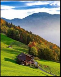 ~Ennetburgen , Switzerland~🌺