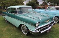 "Chevrolet ""Bel Air"" -  2 door Sedan  - 1957"