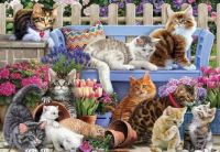 Cats and more cats..............