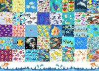 .PATCHWORK FISH 7