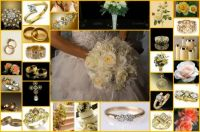 Apricot Gold Wedding
