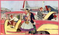 1955 American Airlines Ad
