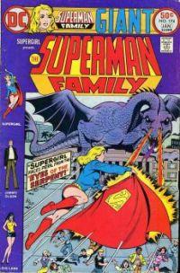 Supergirl Versus A Dragon