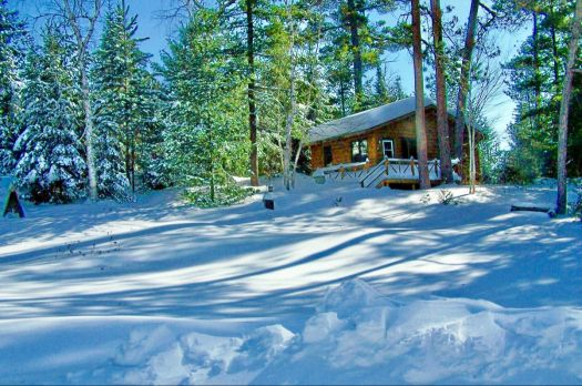 Temagami Guest Cabin