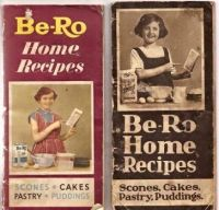 Old Bero cook book