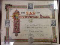 GAA 1890 FINAL