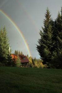 Double Rainbow, Homer, Alaska