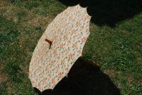 retro okénko - elegantní slunečník