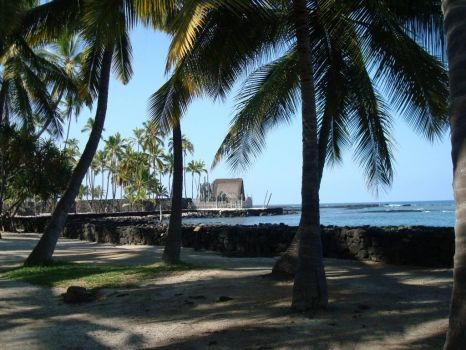 Place of Refuge - Kona