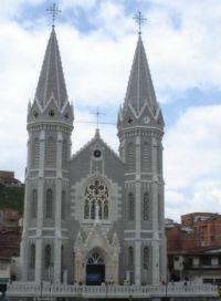 Iglesia de Donmatías - Antioquia (Colombia)