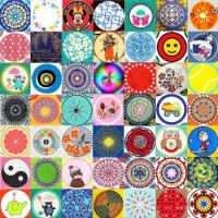 PATCHWORK CIRCLES 14