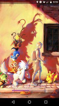 Pokemon Go Loading 5