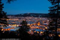 Sundsvall by night