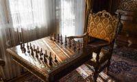 A dictator's chess board