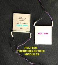 THERMO ELECTRIC PELTIER Modules