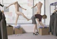 Revenge of the mannequins