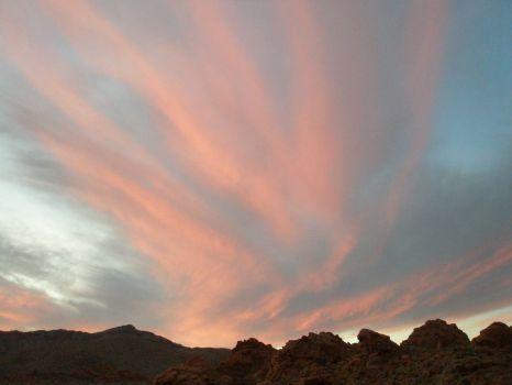 Valley of Fire. Las Vegas N.V.