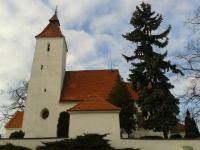 Kostel sv. Jana Křtitele v Hovorčovicích
