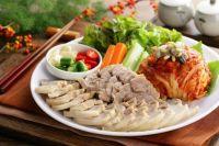보쌈 Bossam : Korean Boiled Pork Wrap