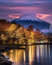Another beautiful shot of Mount Fuji