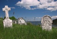 King's Cove graveyard