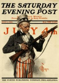 Saturday Post Uncle Sam