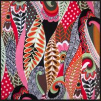 Masai Swirl by Alexander Henry